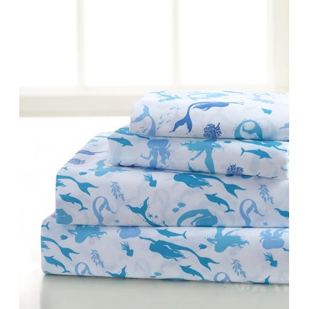 Mermaid Dance 3-piece Sheet Set Twin