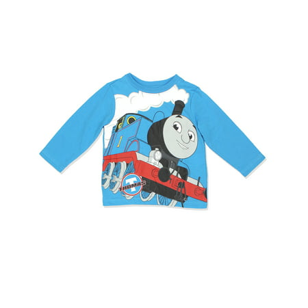 Thomas the Train Boys Long Sleeve Tee (Toddler) 7FT6319
