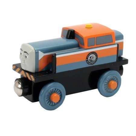 Thomas Wooden Railway Den, Handmade from real wood By Learning Curve