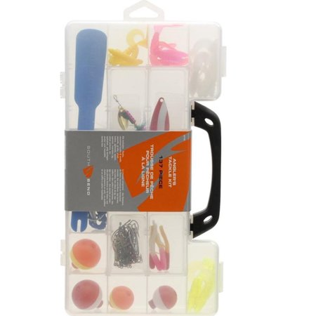 137 Piece Deluxe Tackle Kit