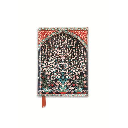 Turkish Wall Tiles (Foiled Pocket Journal)