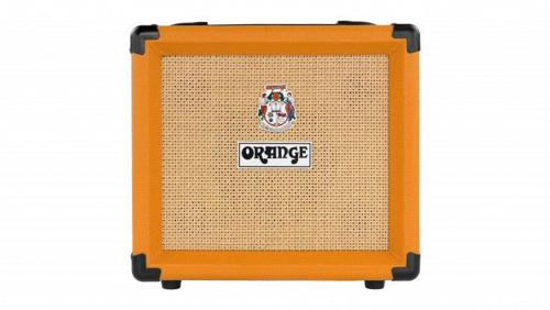 "Orange Amplification Crush 12 12-Watt 1x6"" Guitar Combo Amplifier (Orange) by Orange Amplification"