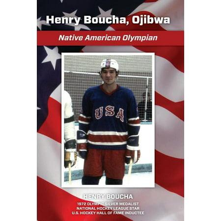 Henry Boucha, Ojibwa, Native American Olympian : Henry Boucha, Ojibwa, Native American Olympian
