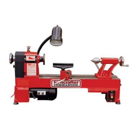 Psi Woodworking Tclc10 Commander 10 Inch Multi Speed Midi Lathe
