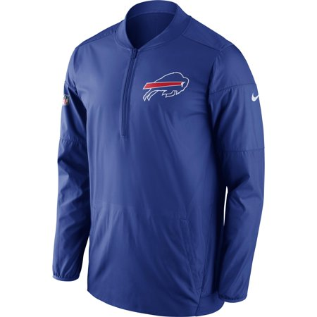 - Buffalo Bills Nike Sideline Performance Jacket - Royal