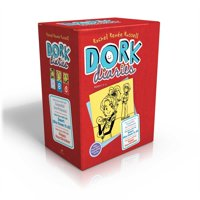 Dork Diaries Box Set (Books 4-6): Dork Diaries 4; Dork Diaries 5; Dork Diaries 6 (Boxed Set) (Hardcover)