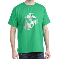 USMC Emblem - 100% Cotton T-Shirt
