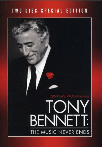 Eastwood Presents Tony Bennett: Music Never Ends by WARNER HOME ENTERTAINMENT