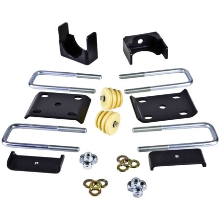Belltech Flip Kit (Belltech 6450 Axle Flip Kit For Nissan Titan)