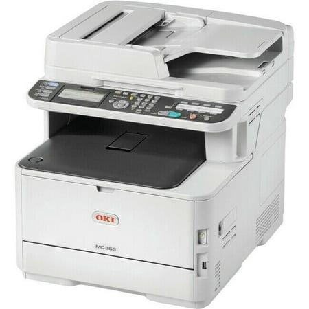 Oki MC363dn LED Multifunction Printer Color 62447601