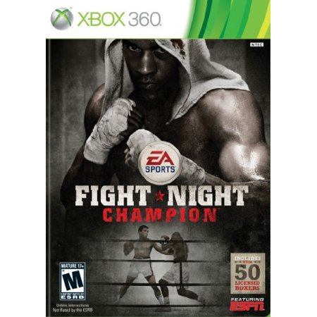 Ea Fight Night Champion   Sports Game Retail   Xbox 360   Electronic Arts 19494