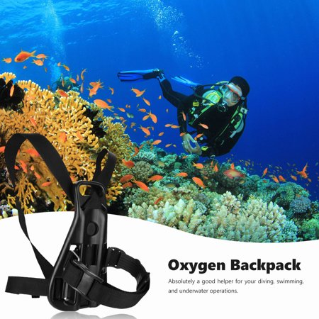 11e5bfa2 Keep Diving Diving Single Oxygen Bottle Support Holder Bracket Backpack for  Snorkeling, Snorkel Oxygen Holder, Oxygen Bottle Holder - Walmart.com