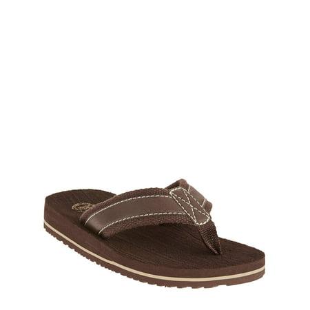 Wonder Nation Boys' Beachwear Thong Sandal