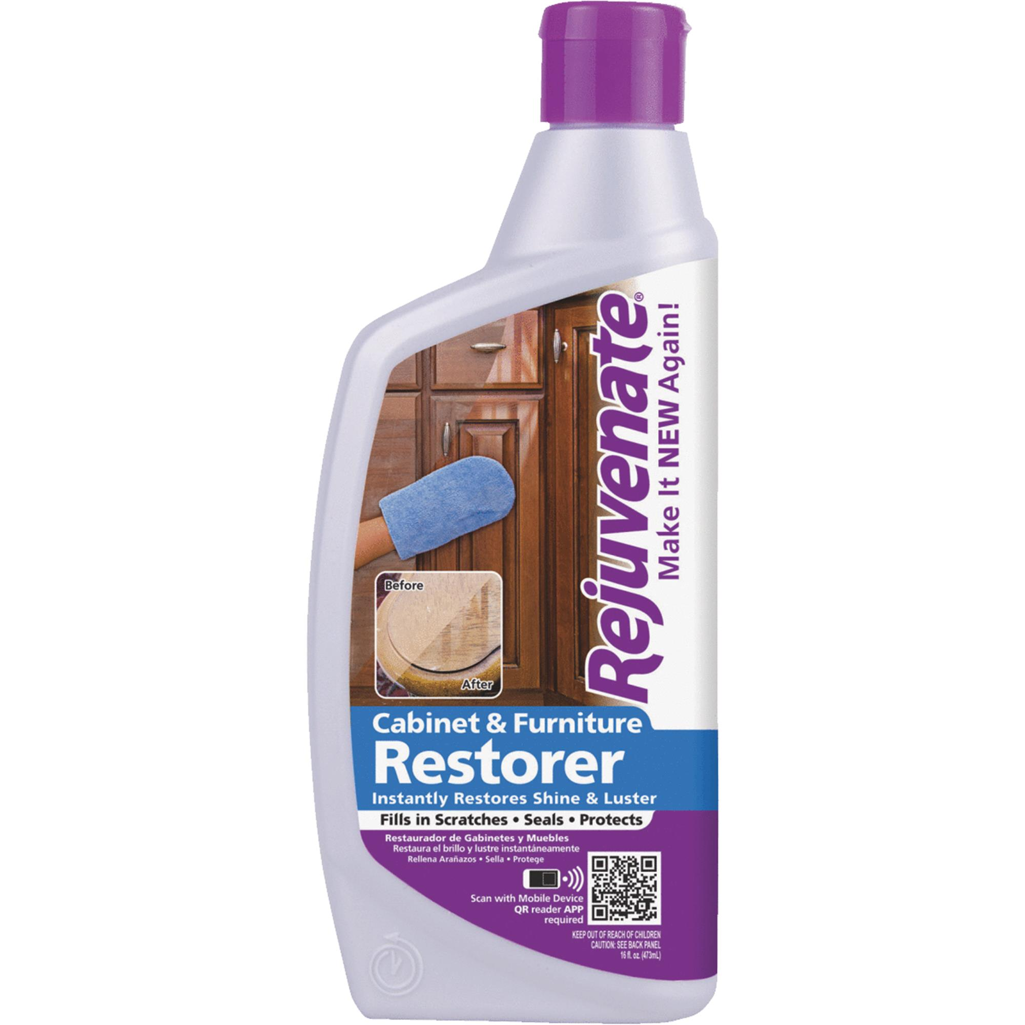 Rejuvenate Cabinet U0026 Furniture Polish And Restorer