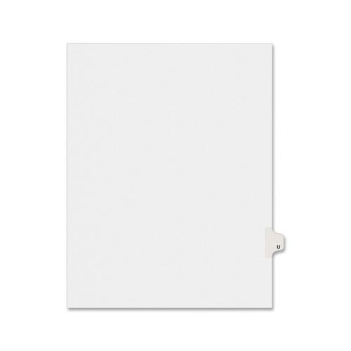 Avery Individual Legal Divider AVE01421