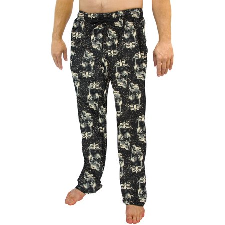 Star Wars Hano Solo Chewbacca Pajamas Men's Chewy Speckle AOP Lounge Pants - Adult Chewbacca Onesie