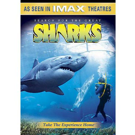 Search For The Great Sharks  Imax   Full Frame
