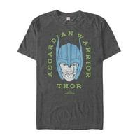 Marvel Men's Thor: Ragnarok Asgardian Warrior T-Shirt