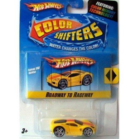 Hot Wheels Color Shifters Ferrari 360 Modena 1:64 Scale Collectible Car Ferrari 360 Cars