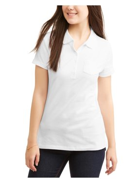 No Boundaries Juniors' School Uniform Short Sleeve Polo