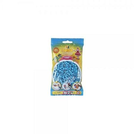 Hama Beads Ice Blue 1000 Midi Perler Beads - Hama Bead Designs Halloween