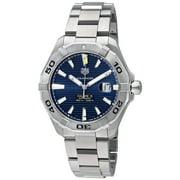 Tag Heuer Aquaracer Automatic Blue Dial Men's Watch WAY2012.BA0927