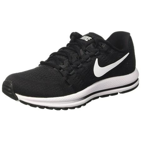 save off 358f2 98db9 Nike Womens Air Zoom Vomero 12 Running Shoe,7.5 B(M) US,  BlackAnthraciteWhite - Walmart.com