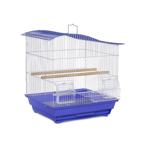 Tucker Murphy Pet Tanya Pet Wave Top Cockatiel Bird Cage with Removable Tray