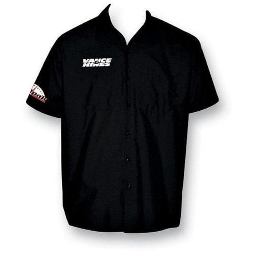 Throttle Threads Shop Shirt Mens Button Up Vance & Hines