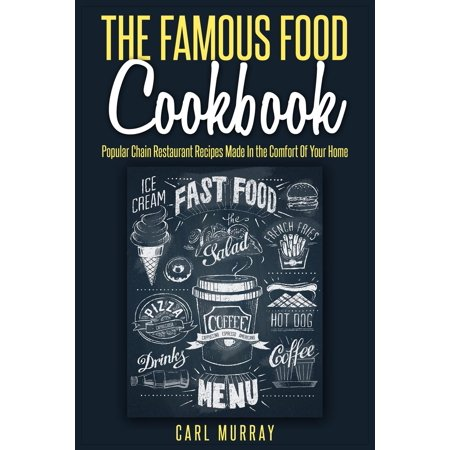 The Famous Food Cookbook (Paperback)