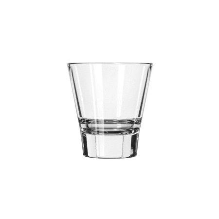 Cheers Cordial Glass - Libbey DuraTuff Cordial Espresso Shot Glass Clear, 3.75 oz., 3.75