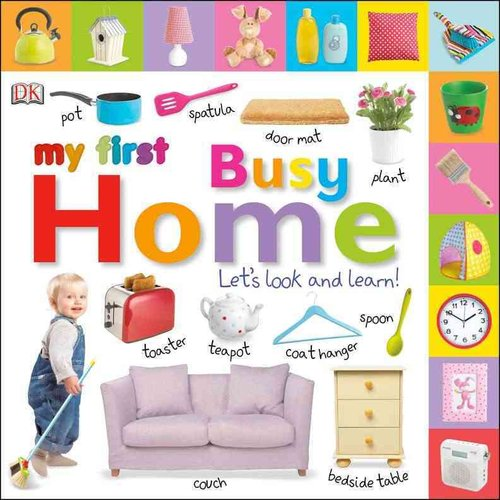 My First Busy Home