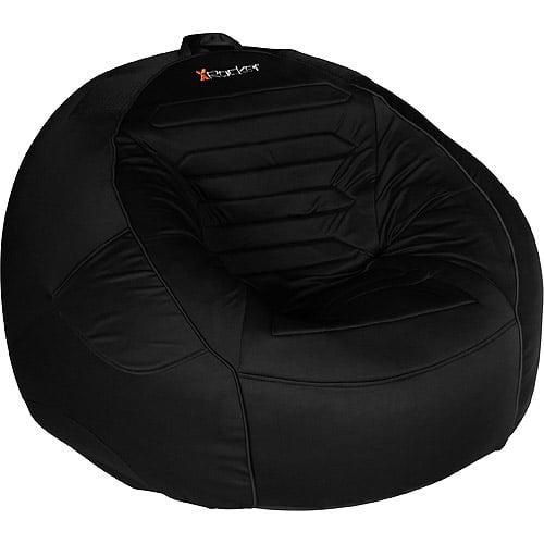 Kahuna Sound Chair Bean Bag, Black