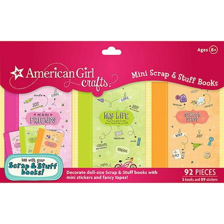 Mini Scrap & Stuff Books