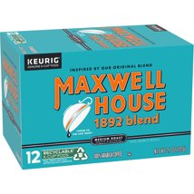 Coffee Pods: Maxwell House 1892 Blend K-Cup Pods