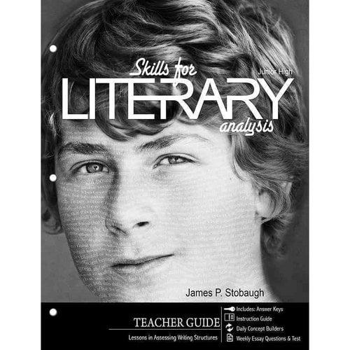 Skills for Literary Analysis, Teacher