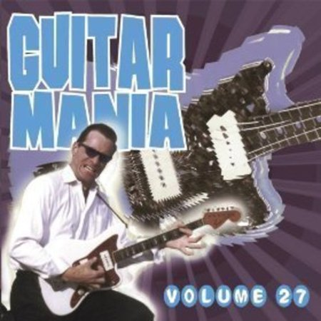 Guitar Mania Vol. 27 (Latin) (Best Latin Guitar Music)