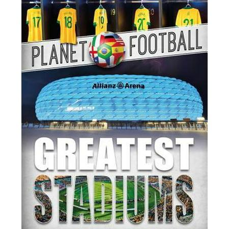 Planet Football: Greatest Stadiums - Football Snack Stadium