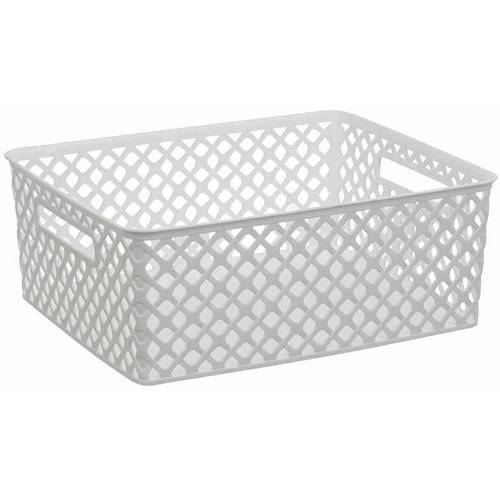 Mainstays Decorative Basket, Medium