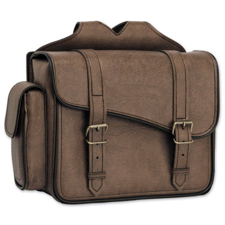 Classic Quick Release (River Road  Classic Box Saddlebags With Quick Release Straps)