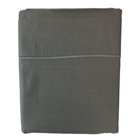 Supima Cotton Sheet Set 1000 Thread Count - Fieldcrest - Queen - Gray (Fieldcrest Luxury Sheet Set)