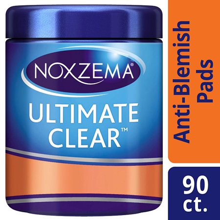 Skin Pads (Pads, Anti Blemish, 90 ct, Clears and protects leaving skin smooth and soft By NOXZEMA)