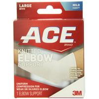 4 Pack - 3M ACE Elbow Brace Large 1 Each
