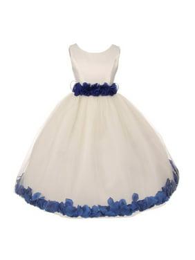b58db7fde My Best Kids Big Girls Dresses   Rompers - Walmart.com