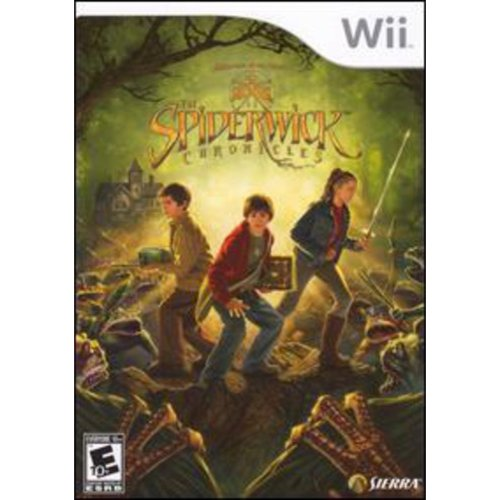 The Spiderwick Chronicles - Nintendo Wii