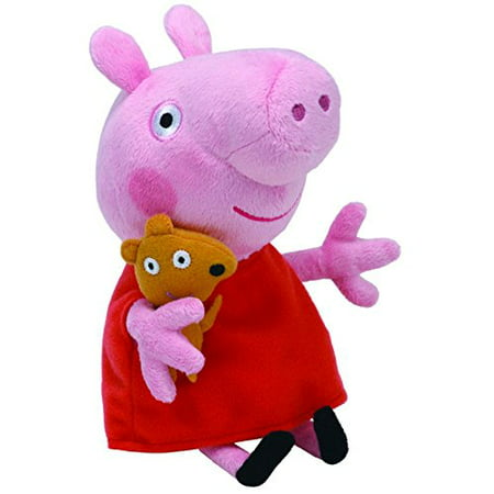 Ty Beanie Babies Peppa Pig Regular Plush 6