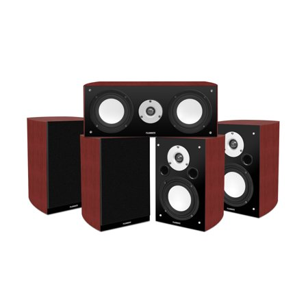 Reference Series 5.0 Surround Sound Home Theater Speaker System by