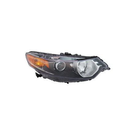 Replacement Passenger Side Headlight For 09-11 Acura TSX 33101TL0A02 AC2503118