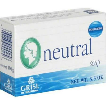 Grisi Soap - Neutro Neutral 3.5