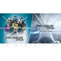 Fire Emblem Warriors + Pass, Nintendo, Nintendo Switch, [Digital Download], 045496592523